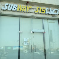 Photo taken at Subway by Yousef A. on 4/16/2013