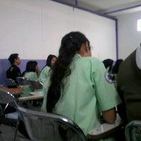 Photo taken at Politeknik Piksi Ganesha by Saeful M. on 12/13/2012