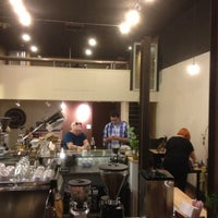 Photo taken at Happy Coffee by Norman D. on 11/15/2012