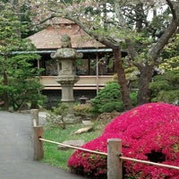 Photo taken at Japanese Tea Garden by EatDrinkBrandy on 4/7/2013