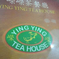 Photo taken at Ying Ying Tea House by Rosaldro B. on 2/24/2013
