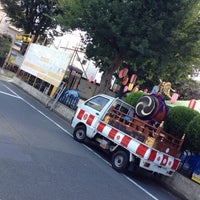 Photo taken at 蒲田一丁目公園 by hideki_go_go on 9/14/2014