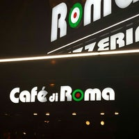 Photo taken at Café di Roma by Abdullah A. on 8/3/2015