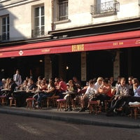 Photo taken at Café Delmas by Berkan U. on 9/16/2012