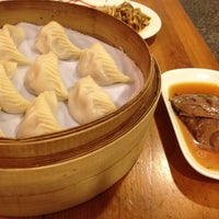 Photo taken at Din Tai Fung by Wai Yan A. on 11/18/2012