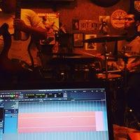 Photo taken at Adhere the 13th Blues Bar by Kijjaz M. on 6/8/2016