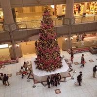 Photo taken at Landmark Plaza by Kazuhito I. on 11/10/2013