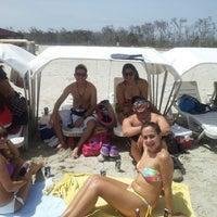 Photo taken at Playa El Paraíso by Rommel O. on 6/9/2013