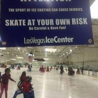Photo taken at Las Vegas Ice Center by John R. on 2/19/2016