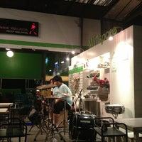 Photo taken at My Space Pub&Restaurant by Raviifilm T. on 4/2/2013