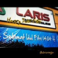 Photo taken at Laris by Muhibbuddin Danan Jaya on 8/6/2013