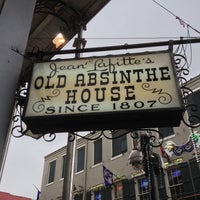 Photo taken at The Old Absinthe House by Spot N. on 2/8/2013