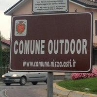 Photo taken at Nizza Monferrato by Cascina G. on 10/6/2012