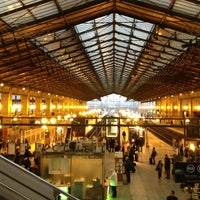Photo taken at Gare SNCF de Paris Nord by Lazy Monkey on 2/10/2013