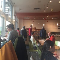 Photo taken at Terra Breads False Creek by Cat H. on 12/4/2015