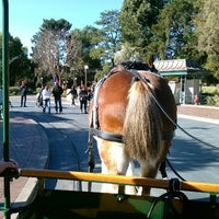 Photo taken at Horse-Drawn Streetcars by Ben L. on 1/12/2013