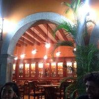 Photo taken at Hotel Los Abolengos by Mauricio J. on 11/4/2012