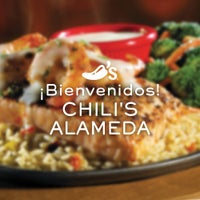 Photo taken at Chili's Alameda by CHILIS MEXICO on 1/13/2014