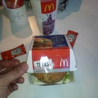 Photo taken at McDonald's by Evan D. on 3/23/2013