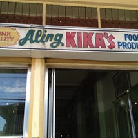 Photo taken at Aling Kika's Food Products by Happy C. on 2/27/2013