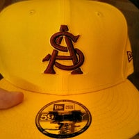 Photo taken at Sun Devil Campus Stores-Tempe Campus by Jeff S. on 10/18/2014