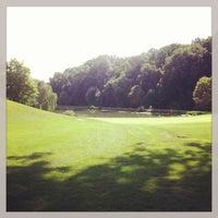 Photo taken at Golf de la Vaucouleurs by Nicolas B. on 6/30/2013