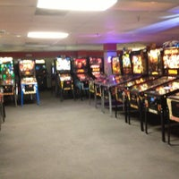 Photo taken at Pinballz Arcade by Wade K. on 4/10/2013