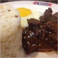 Photo taken at Rufo's Famous Tapa by Allan G. on 5/17/2014