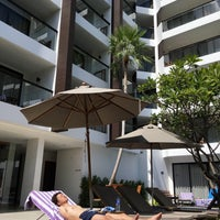 Photo taken at Woodlands Suites Serviced Residences Pattaya by TKHS on 9/9/2016