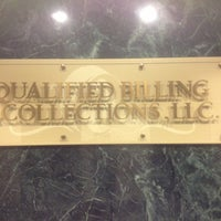Photo taken at Qualified Billing & Collections, LLC. by Josh M. on 8/2/2013