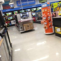 Photo taken at Walmart by Ginelle C. on 3/21/2013