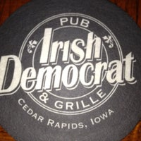Photo taken at Irish Democrat by Cory G. on 12/8/2012