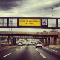 Photo taken at Garden State Parkway -- Saddlebrook by jon a. on 10/28/2012
