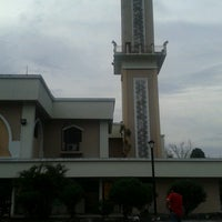 Photo taken at Masjid Sepang by Rabbani S. on 10/12/2013