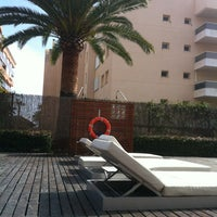 Photo taken at Magnolia Hotel Salou by Anna F. on 7/3/2013
