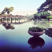 Photo taken at Le Méridien Chiang Rai Resort, Thailand by Pongtada C. on 12/15/2012