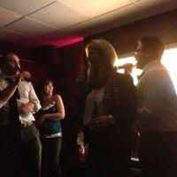 Photo taken at XO Karaoke Bar by TaraxLee X. on 11/30/2012