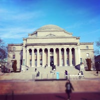 Photo taken at Columbia Business School by Dunja S. on 11/29/2012