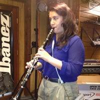 Photo taken at Alamo Music Center by Juan C V. on 8/10/2013