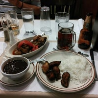 Photo taken at Los Cubanos by Aaron J. on 9/7/2013