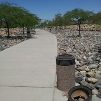Photo taken at Nevada Trails Park by Brandon H. on 6/6/2014