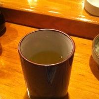 Photo taken at Sagami Japanese Restaurant by Bryan J. on 10/18/2012