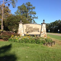 Photo taken at Disney's Fort Wilderness Resort & Campground by Gerald H. on 10/20/2012