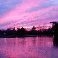 Photo taken at The lake @ Willow Pond by Katie R. on 12/6/2012