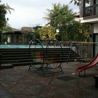 Photo taken at Villa Setiabudi by Karina P. on 3/30/2013