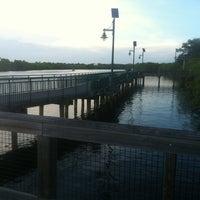 Photo taken at Rivergate Park by Byron P. on 8/17/2013