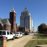 Photo taken at Guilford County Courthouse by John A. on 11/26/2012