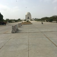 Photo taken at Mazar-e-Quaid by M. A. on 6/11/2016
