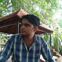 Photo taken at Changampuzha Park by Anas S. on 3/16/2013