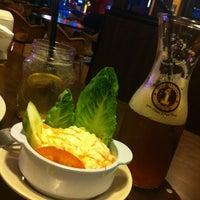 Photo taken at Station 1 Café by Lim C. on 3/17/2013